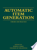 Automatic Item Generation