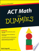 List of Dummies Math E-book