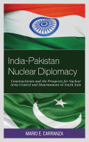 India-Pakistan Nuclear Diplomacy Pdf/ePub eBook