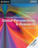 Books - New Cambridge International As And A Level Global Perspectives And Research Coursebook | ISBN 9781107560819
