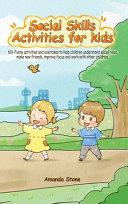Social Skills Activities for Kids