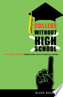 College Without High School Book