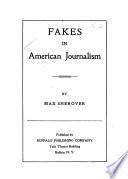 Fakes in American Journalism
