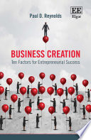 Business Creation Book