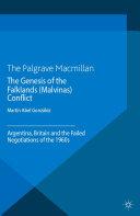 The Genesis of the Falklands (Malvinas) Conflict Pdf/ePub eBook