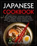 Japanese Cookbook Book PDF