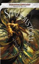 Shadowstorm Book