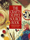 The Crafts Supply Sourcebook