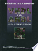 VHDL and AHDL Digital System Implementation