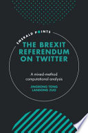 The Brexit Referendum On Twitter