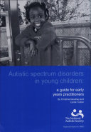 Autistic Spectrum Disorders in Young Children