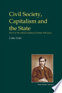 Civil Society Capitalism And The State