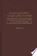 Crossing Borders  Crossing Boundaries