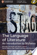 Books - New The Language Of Literature | ISBN 9781108402217