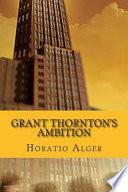 Grant Thornton's Ambition