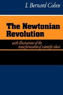 Pdf The Newtonian Revolution