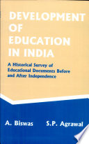 Development of Education in India