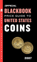 Official Blackbook Price Guide to United States Coins