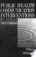 Public Health Communication Interventions