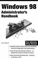 Windows 98 Administrator s Handbook