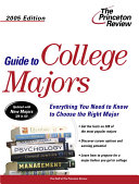 Guide to College Majors  2005