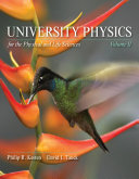 University Physics for the Physical and Life Sciences
