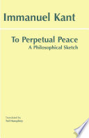 To Perpetual Peace Book PDF