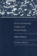 Error correcting Codes and Finite Fields