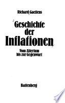 Geschichte der Inflationen