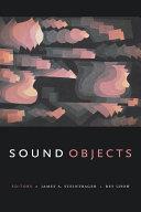 Sound Objects [Pdf/ePub] eBook