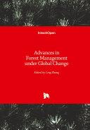 Advances in Forest Management under Global Change