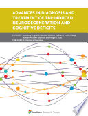 Advances in Diagnosis and Treatment of TBI Induced Neurodegeneration and Cognitive Deficits Book