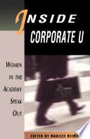 Inside Corporate U Book