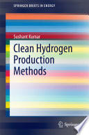 Clean Hydrogen Production Methods