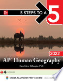 5 Steps to a 5  AP Human Geography 2022