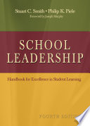 School Leadership Book PDF