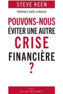 Pouvons-nous éviter une autre crise financière ? Pdf/ePub eBook