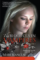 The Blood Coven Vampires  Volume 1 Book