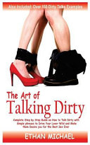 The Art of Talking Dirty Book