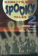 Hawai  i s Best Spooky Tales 2