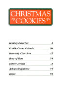 Treasury of Christmas Cookies