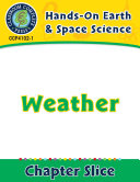 Hands-On - Earth & Space Science: Weather Gr. 1-5 Book