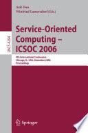 Service Oriented Computing Icsoc 2006