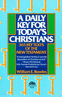 A Daily Key for Today s Christians