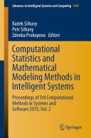 Computational Statistics and Mathematical Modeling Methods in Intelligent Systems [Pdf/ePub] eBook