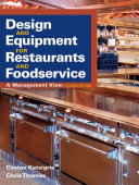 Design and Equipment for Restaurants and Foodservice Book PDF