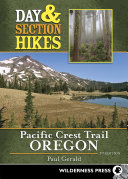 Day   Section Hikes Pacific Crest Trail  Oregon