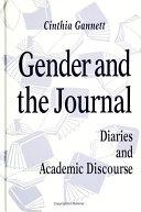 Gender and the Journal Pdf/ePub eBook