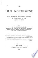 The Old Northwest Book