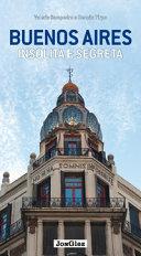 Copertina Libro Buenos Aires insolita e segreta